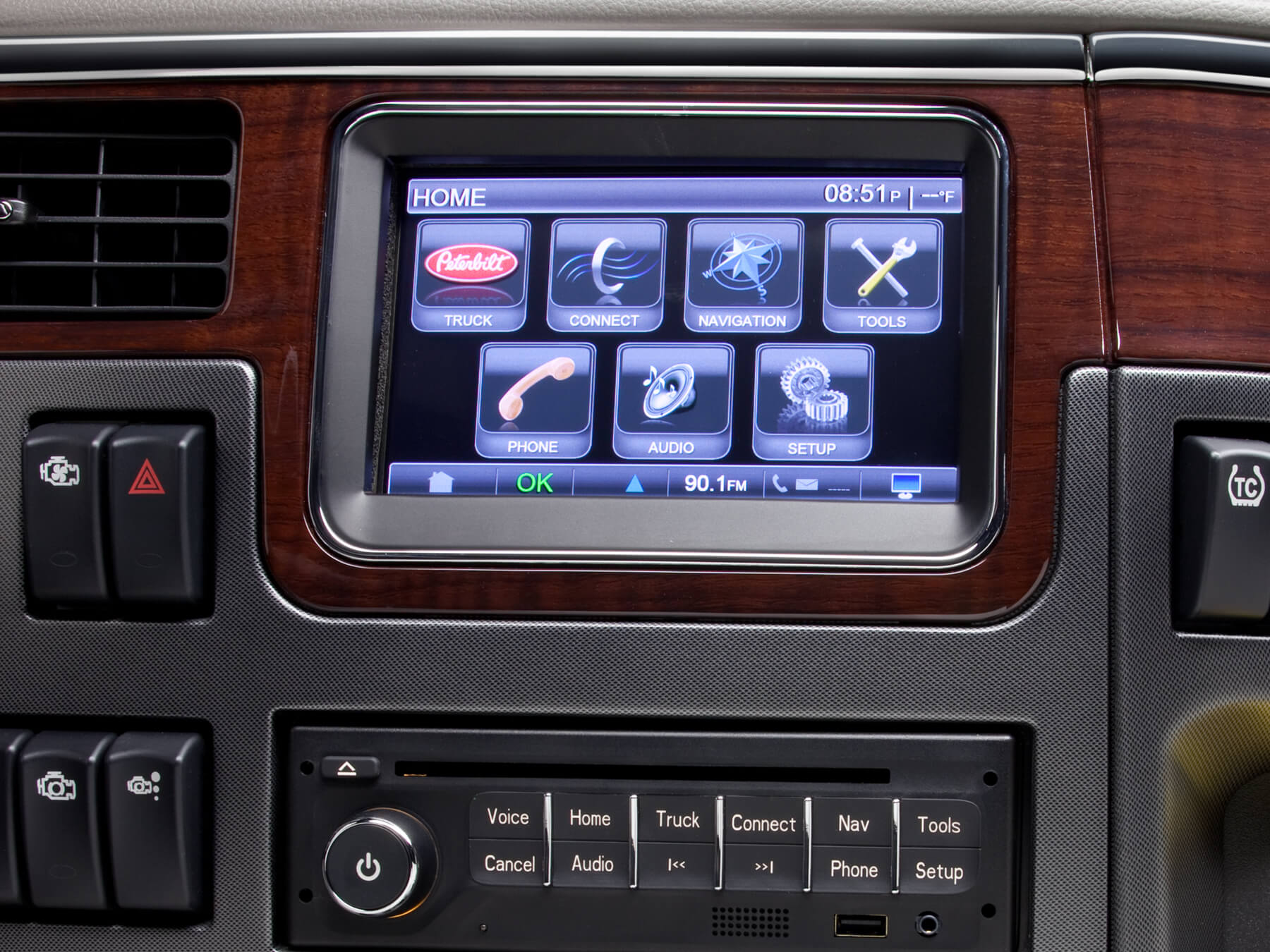 state of the art eld compliant equipment available for drivers
